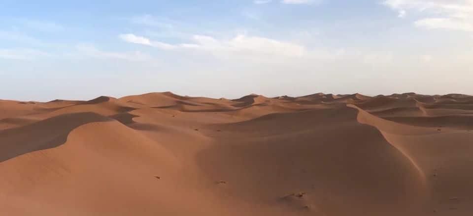 Erg Chigaga Sand Dune, Sahara Desert - Blog - Dreaming of Benis